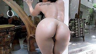 Ass parade with Nikki Lima