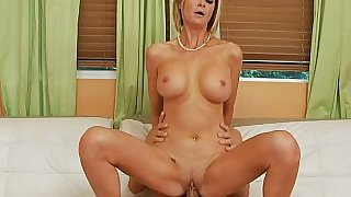 Miss Cross comes home and she needs sex