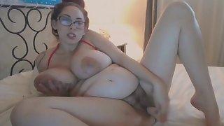 Monster Tits On Pregnant 18yo Teenage Girl