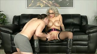 Hot MILF Fuck Neighbor 1st Time