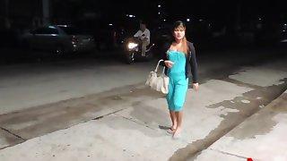 Hot Asian slut gets banged after date