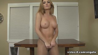 Silky Pantyhose Dreams - AngelaSommers