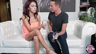 Hot Kara ###s ### and gets fucked