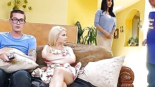Brazzers-Tempted By Teens