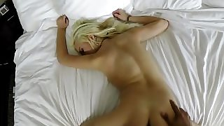 Smalltitted beauty pov fucked and pickedup