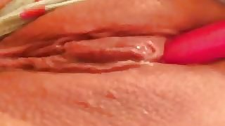 My wife cumming