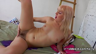 Sandrina in Masturbation Movie - ATKHairy