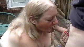 Hottest Homemade clip with POV, Blowjob scenes