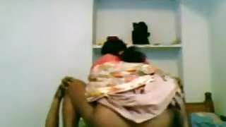 South Aunty With Lover Does Nice Bj Action And Got Fuck In Various Positions