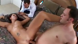 Exotic Homemade record with Cuckold, Big Tits scenes