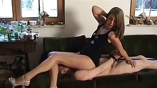 Goddess Kyra-Smothering-Part 2-2