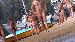 Best Amateur movie with Voyeur, Beach scenes