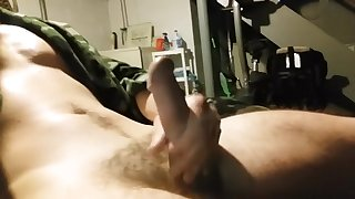 Strokin My Big Hard Cock