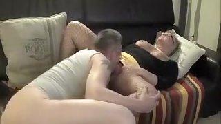 Amazing Homemade video with Couple, Webcam scenes